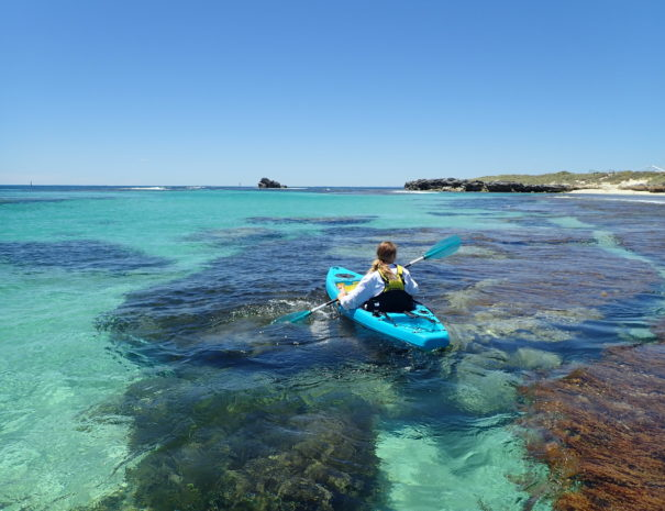 Rottnest Kayaking