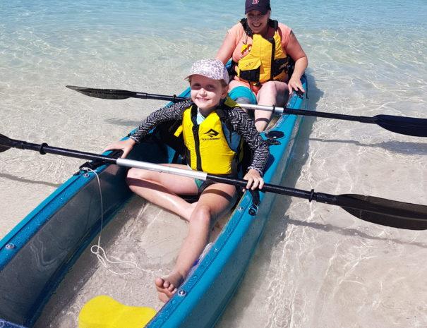 sea kayak tours of Rottnest Island